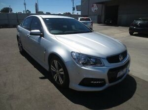 2014 Holden Commodore VF MY14 SV6 Silver 6 Speed Sports Automatic Sedan Coolaroo Hume Area Preview
