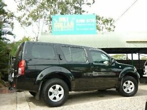 2005 Nissan Pathfinder R51 ST Black 5 Speed Sports Automatic Wagon Deagon Brisbane North East Preview