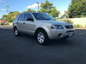 2007 Ford Territory SY TX Gold 6 Speed Automatic Wagon Chermside Brisbane North East Preview