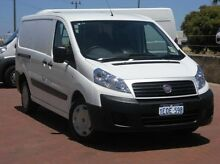 2015 Fiat Scudo Low Roof LWB White 6 Speed Manual Van Spearwood Cockburn Area Preview
