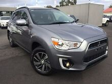 2015 Mitsubishi ASX XB MY15 LS 2WD Grey 6 Speed Constant Variable Wagon Heidelberg Heights Banyule Area Preview