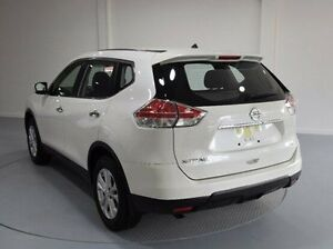 2016 Nissan X-Trail T32 ST X-tronic 2WD White 7 Speed Constant Variable Wagon Devonport Devonport Area Preview