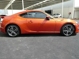 2014 Toyota 86 ZN6 GT Orange 6 Speed Sports Automatic Coupe Green Fields Salisbury Area Preview