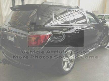 2009 Toyota Kluger GSU40R KX-S 2WD Ebony 5 Speed Auto Seq Sportshift Wagon South Launceston Launceston Area Preview
