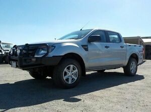 2014 Ford Ranger Silver Manual Utility Pakenham Cardinia Area Preview