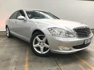 2007 Mercedes-Benz S350 W221 MY07 Silver 7 Speed Automatic Sedan Brooklyn Brimbank Area Preview