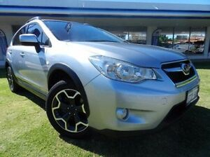 2013 Subaru XV G4-X MY13 2.0i-L Lineartronic AWD Silver 6 Speed Constant Variable Wagon Victoria Park Victoria Park Area Preview
