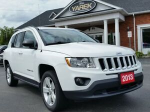 2013 Jeep Compass North 4x4, 4 Cylinder, Sunroof, Very Clean