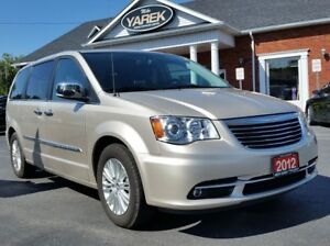 2012 Chrysler Town & Country Limited, Heated Seats/Wheel, NAV, T