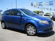 2008 Holden Barina TK MY08 Blue 5 Speed Manual Hatchback Maddington Gosnells Area Preview