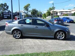 2012 Holden Commodore VE II MY12 SV6 Grey 6 Speed Sports Automatic Sedan Wynnum Brisbane South East Preview