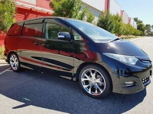 2006 Toyota Tarago ACR50R GLX Black 4 Speed Sports Automatic Wagon Cannington Canning Area Preview