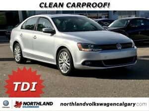 2012 Volkswagen Jetta Sedan Highline