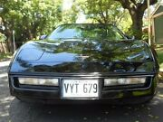 1988 Chevrolet Corvette Black Manual Coupe Ingle Farm Salisbury Area Preview
