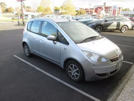2006 Mitsubishi Colt  Silver Manual Hatchback Mount Gambier Grant Area Preview
