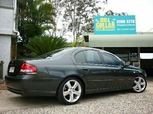 2006 Ford Falcon BF Mk II XT Charcoal 6 Speed Sports Automatic Sedan Deagon Brisbane North East Preview