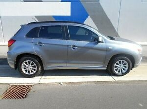 2012 Mitsubishi ASX XA Grey Manual Wagon Bunbury Bunbury Area Preview