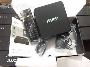 M8S+ Best Android TV Box - Kodi 16.1 - ONE YEAR WARRANTY