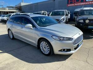 2017 Ford Mondeo MD 2017.00MY Trend Silver 6 Speed Automatic Wagon Granville Parramatta Area Preview