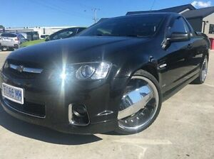 2012 Holden Ute VE II MY12 SS V Black 6 Speed Manual Utility Invermay Launceston Area Preview