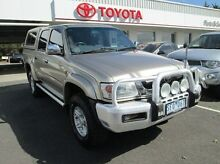 2003 Toyota Hilux KZN165R MY02 SR5 Gold 5 Speed Manual Utility Healesville Yarra Ranges Preview