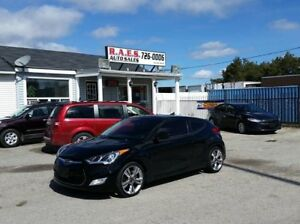 2012 Hyundai Veloster Automatic w/Tech Pkg. Nav/Back Up Camera