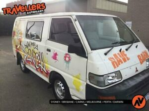 Mitsubishi Camper Van - Everything Included ! Welshpool Canning Area Preview