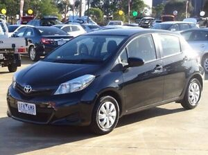 2013 Toyota Yaris NCP130R YR Ink 5 Speed Manual Hatchback Melton Melton Area Preview