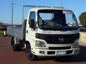 2014 Foton Aumark White Manual Cab Chassis Spearwood Cockburn Area Preview