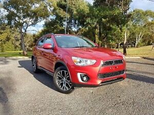2015 Mitsubishi ASX XB MY15 LS 2WD Red 6 Speed Constant Variable Wagon Old Reynella Morphett Vale Area Preview