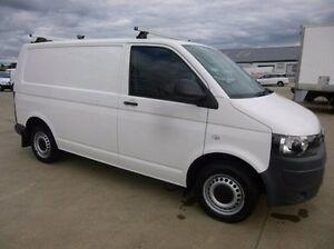 2013 Volkswagen Transporter White Manual Van Coburg North Moreland Area Preview