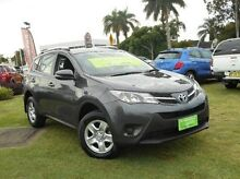 2014 Toyota RAV4 ZSA42R MY14 GX 2WD Grey 7 Speed Constant Variable Wagon West Ballina Ballina Area Preview