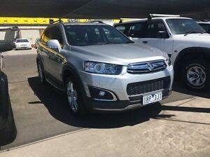 2014 Holden Captiva CG MY15 7 AWD LTZ Grey 6 Speed Sports Automatic Wagon Maidstone Maribyrnong Area Preview