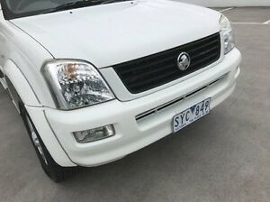 2004 Holden Rodeo RA LT Crew Cab White 4 Speed Automatic Utility Mornington Mornington Peninsula Preview