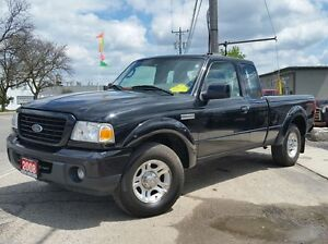 2008 Ford Ranger Sport RWD 5spd Cambridge Kitchener Area image 1