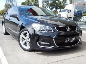 2015 Holden Commodore VF II MY16 SS Black 6 Speed Sports Automatic Sedan Hadfield Moreland Area Preview