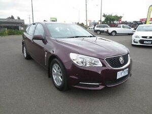 2014 Holden Commodore VF MY14 Evoke Sportwagon Purple 6 Speed Sports Automatic Wagon Coolaroo Hume Area Preview