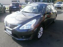 2014 Nissan Pulsar C12 ST-S Grey 1 Speed Constant Variable Hatchback Blackburn Whitehorse Area Preview