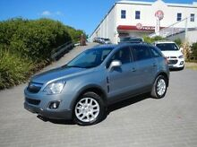 2012 Holden Captiva CG Series II MY12 5 Silver 6 Speed Sports Automatic Wagon Windsor Hawkesbury Area Preview