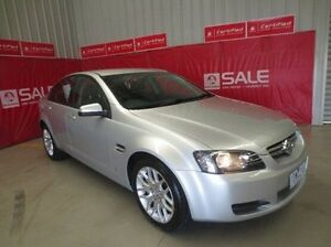 2010 Holden Commodore VE MY10 International Silver 4 Speed Automatic Sedan Coolaroo Hume Area Preview