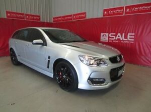 2016 Holden Commodore VF II MY16 SS V Sportwagon Redline Silver 6 Speed Sports Automatic Wagon Coolaroo Hume Area Preview