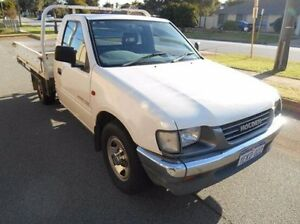 1997 Holden Rodeo R7 LX White 5 Speed Manual Cab Chassis Bayswater Bayswater Area Preview