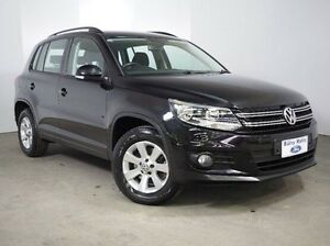 2013 Volkswagen Tiguan 5N MY13.5 Black 7 Speed Sports Automatic Dual Clutch Wagon Mount Gambier Grant Area Preview