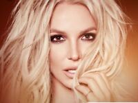 X2 Britney Spears Tickets 25th Aug