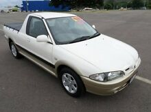 2009 Proton Jumbuck GLSi White 5 Speed Manual Utility Hyde Park Townsville City Preview