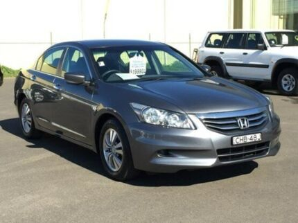 2011 Honda Accord 8th Gen MY11 VTI Polished Metal 5 Speed Auto Seq Sportshift Sedan Dubbo 2830 Dubbo Area Preview