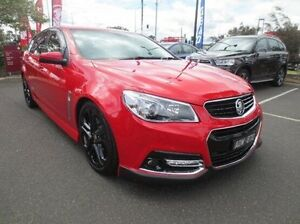 2015 Holden Commodore VF MY15 SS V Sportwagon Redline Red 6 Speed Sports Automatic Wagon Coolaroo Hume Area Preview