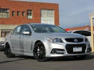 2014 Holden Commodore VF MY14 SS V Redline Silver 6 Speed Sports Automatic Sedan Preston Darebin Area Preview