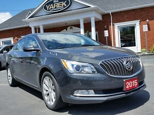 2015 Buick LaCrosse Base, Bluetooth, Back Up Cam, Remote Start,