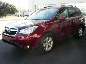 2015 Subaru Forester S4 MY15 2.5i-L CVT AWD Red 6 Speed Constant Variable Wagon Green Fields Salisbury Area Preview